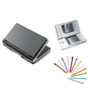 Insten® 1034926 3-Piece Game Case Bundle For Nintendo DS Lite