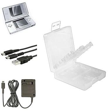 Insten® 1034946 4-Piece Game Cable Bundle For Nintendo DS/DS Lite/DSi/DSi LL