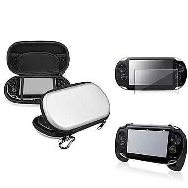 Insten® 1035050 3-Piece Game Case Bundle For Sony PlayStation Vita/Vita 2000