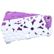 Insten FlowerPower Hybrid Protector Cover For iPod Touch 5th Gen