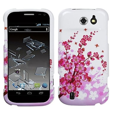 Insten® Protector Cover For ZTE N9500, Spring Flowers