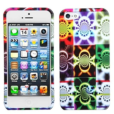 Insten Phone Protector Cover For iPhone 5/5S, Camo Glow (1038987)