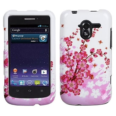 Insten Protector Case For ZTE-N9120 Avid 4G, Spring Flowers (1039046)