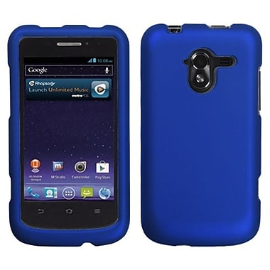 Insten Protector Case For ZTE-N9120 Avid 4G, Titanium Solid Dark Blue (1039051)