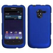 Insten® Protector Case For ZTE-N9120 Avid 4G, Titanium Solid Dark Blue