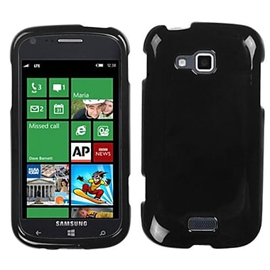 Insten® Phone Protector Case For Samsung i930 ATIV Odyssey, Solid Black