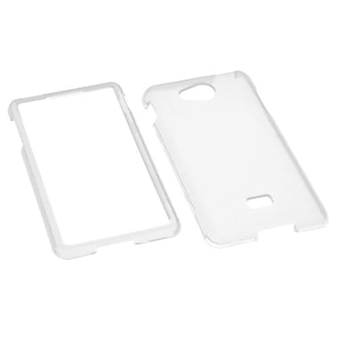 Insten® Protector Case For LG MS870 Spirit 4G, Clear