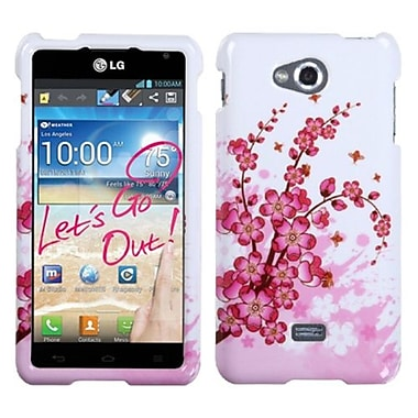 Insten® Protector Case For LG MS870 Spirit 4G, Spring Flowers