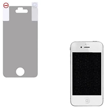 Insten Glitter LCD Screen Protector For iPhone 4, Golden (1071215)