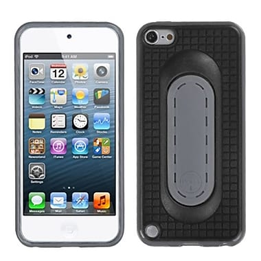 Insten® Snap Tail Stand Protector Covers For iPod Touch 5th Gen