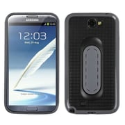 Insten® Stand Protector Covers For Samsung Galaxy Note II (T889/I605)