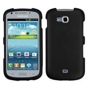 Insten® Phone Protector Case For Samsung R830 Galaxy Axiom; Black