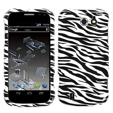 Insten® Protector Cover For ZTE N9500 Flash, Zebra