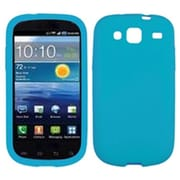 Insten® Skin Case For Samsung I425 (Galaxy Stratosphere III), Solid Tropical Teal