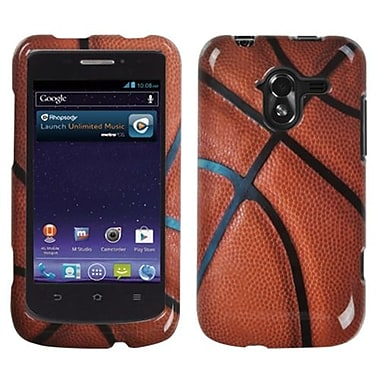 Insten Protector Case For ZTE-N9120 Avid 4G, Basketball (1107767)