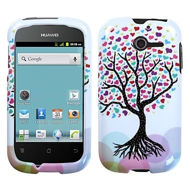 Insten® Phone Protector Cover For Huawei Ascend Y M866, Love Tree