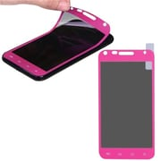 Insten® Coating Screen Protector For Samsung D710, Pink