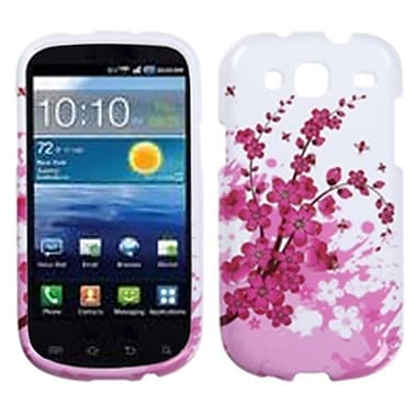 Insten® Phone Protector Cover For Samsung I425 (Galaxy Stratosphere III), Spring Flowers