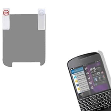 Insten Anti-Grease LCD Screen Protector For BlackBerry Q10, Clear (1183395)