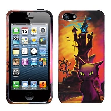 Insten Phone Protector Cover For iPhone 5/5S, Witch fts Tower (1185688)