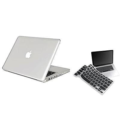 Insten® 1302926 2-Piece MacBook Case Bundle For Apple MacBook Pro 13