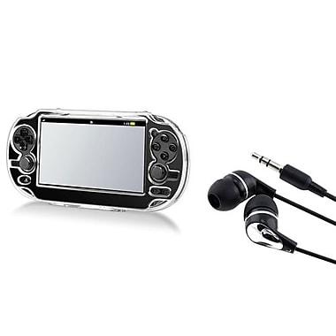 Insten® 1302942 2-Piece Game Case Bundle For Sony PlayStation Vita