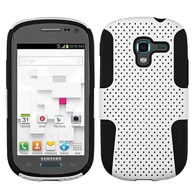 Insten® Astronoot Phone Protector Cover For Samsung T599 Galaxy Exhibit, White/Black