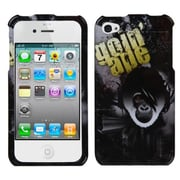 Insten® Phone Protector Cover F/iPhone 4/4S, Goin Ape
