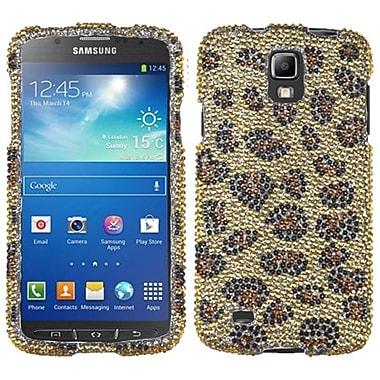 Insten Diamante Protector Case For Samsung i537, Leopard Skin/Camel (1337326)