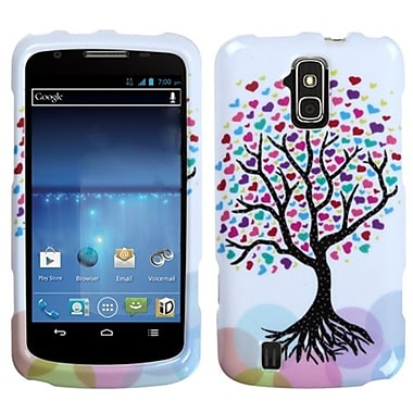 Insten® Protector Cover For ZTE N9100 Force, Love Tree