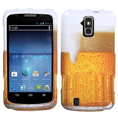 Insten® Protector Cover For ZTE N9100 Force, Beer