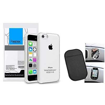 Insten® 1390309 2-Piece iPhone Case Bundle For Apple iPhone 5C