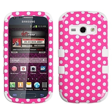Insten® Hybrid Phone Protector Covers For Samsung M840/Galaxy Prevail 2