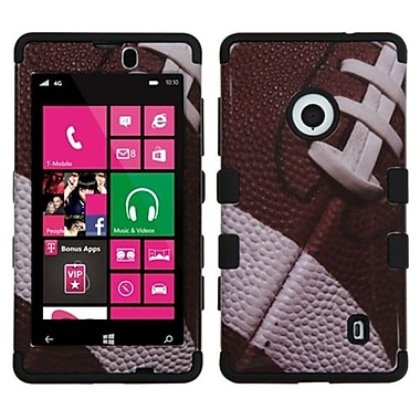 Insten® TUFF Hybrid Phone Protector Cases For Nokia Lumia 521