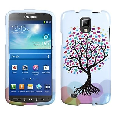 Insten Phone Protector Case For Samsung i537, Love Tree (1467459)