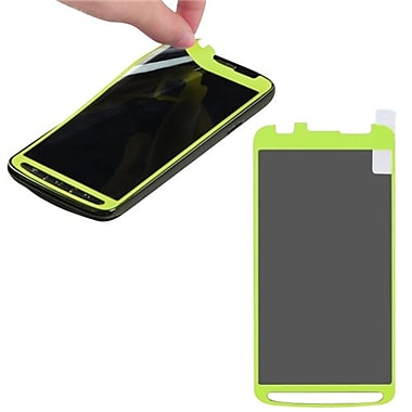 Insten® Coating Screen Protector For Samsung i537 Galaxy S4 Active, Tender Green