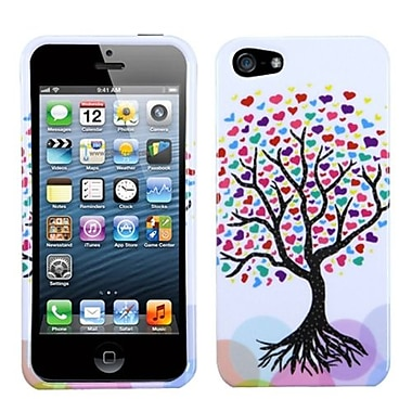 Insten Phone Protector Cover For iPhone 5/5S, Love Tree (1591626)