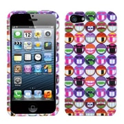 1bdee5389 Insten Phone Protector Cover For iPhone 5 5S
