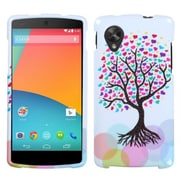 Insten® Protector Case For LG D820 Nexus 5, Love Tree