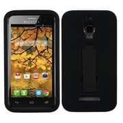 Insten® Symbiosis Stand Protector Cases For Alcatel 7024W