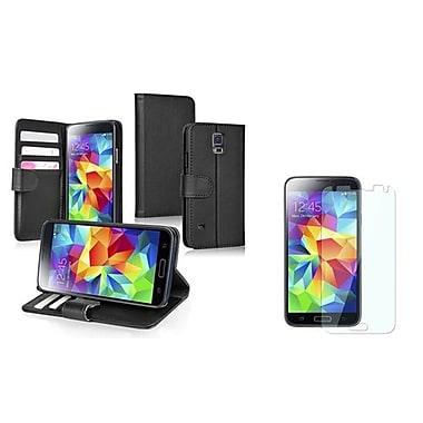 Insten® 1791703 2-Piece Case Bundle For Samsung Galaxy S5/SV
