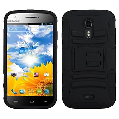 Insten® Advanced Armor Stand Protector Cases For BLU D530 Studio 5.0