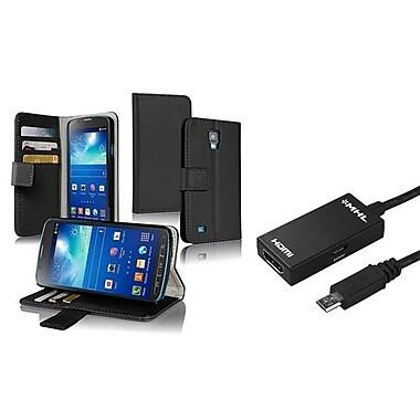 Insten® 1846279 2-Piece Adapter Bundle For Samsung Galaxy S4 Active I9295
