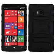 Insten® Advanced Armor Stand Protector Cases For Nokia Lumia Icon 929