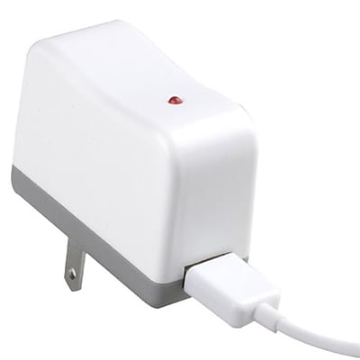 Insten® Travel iPhone Charger With Sync Cable For iPod/iPhone/iPad