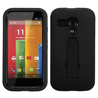 Insten® Symbiosis Stand Protector Cases For Motorola G