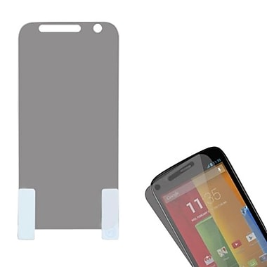 Insten® Anti-Grease LCD Screen Protector For Motorola G, Clear