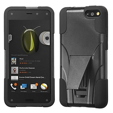 Insten® Advanced Armor Stand Protector Case For Amazon Fire, Black