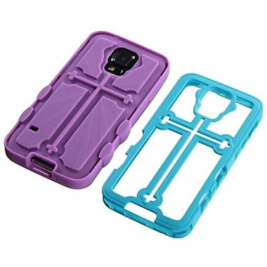 Insten® Rubberized Protector Covers F/Samsung Galaxy S5