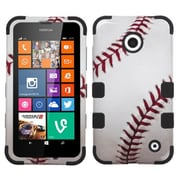 Insten® TUFF Hybrid Phone Protector Covers For Nokia Lumia 630/635